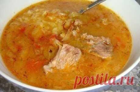 Густой грузинский суп Харчо! Классический рецепт Харчо. Для любителей кавказской кухни и не только!