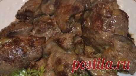 Этот рецепт вкусной говяжьей печени достался мне от свекрови. Я ей очень благодарна за него! — Умный совет