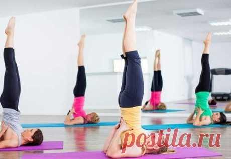 Уникальное упражнение от старости / Будьте здоровы