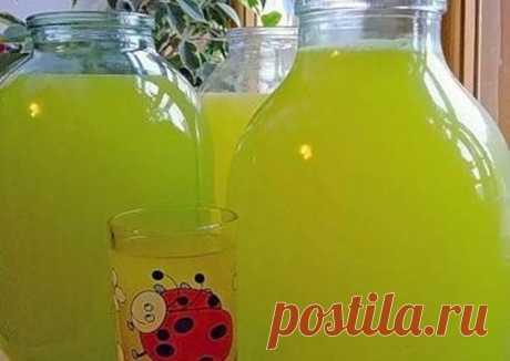 Невероятно, но факт: 9 литров лимонада из 4х апельсинов - пошаговый рецепт с фото