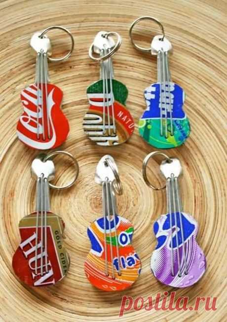 Recycling Ideas For Soda Cans | 4 UR Break - Family Inspiration Magazine