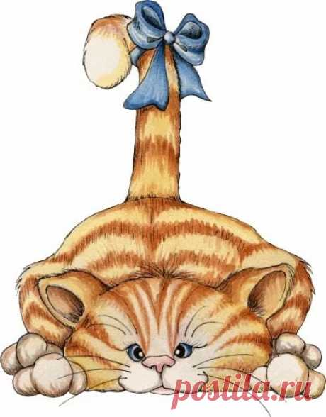 «Нарисованные кошки - рисунки кошек» — карточка пользователя slavashishaev в Яндекс.Коллекциях