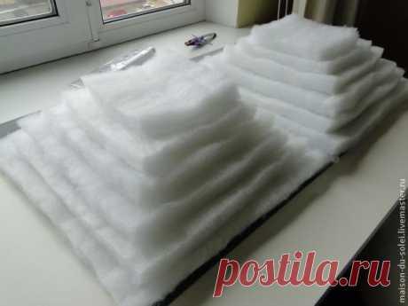 Простой способ сшить подушку - мастер класс