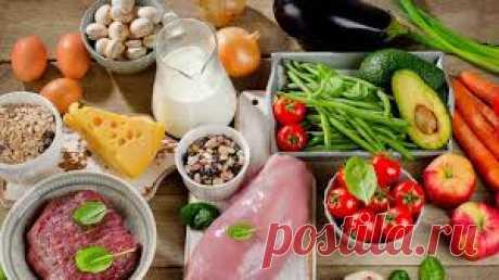 Для тех кто хочет быть здоровым и стройным: список продуктов правильного питания.