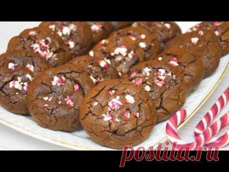 """DOUBLE CHOCOLATE / Шоколадное печенье """"Двойной шоколад"""""""
