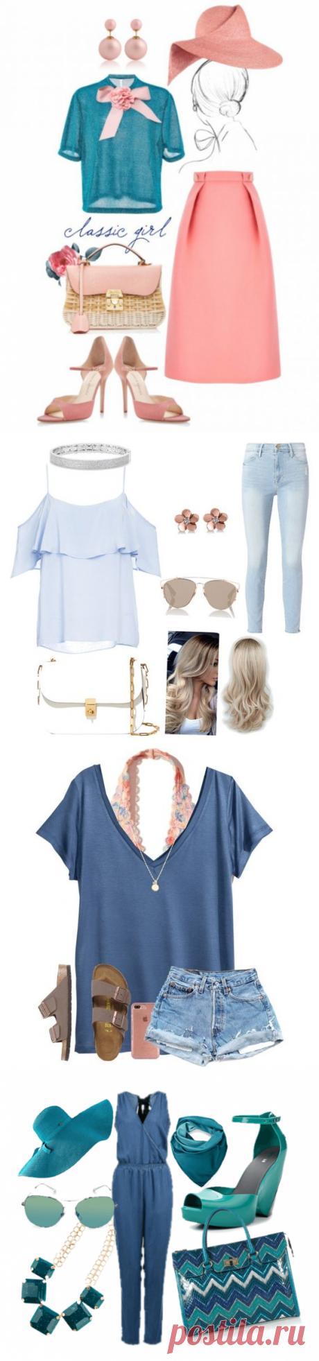 Что носить летом 2018? Стильные идеи и фото летних луков | Beautylooks