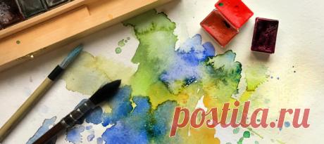 Учимся получать яркие цвета | Kalacheva School | Яндекс Дзен
