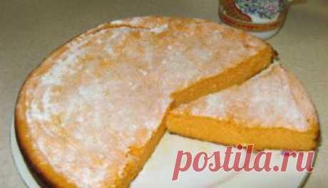 Безумно вкусный тыквенный пирог, в который влюбляешься с первого кусочка Представляем вашему вниманию рецепт безумно вкусного тыквенного пирога.