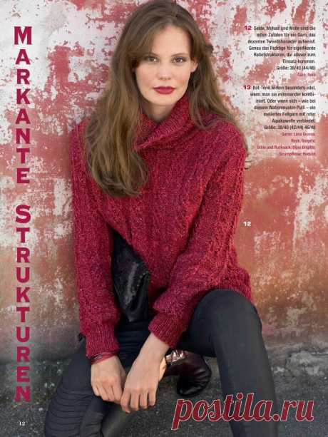 The magazine - Sabrina 2016-11 Germany
