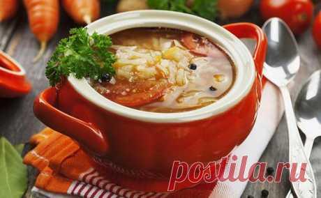 Шесть секретов приготовления идеального супа — Субботний Рамблер