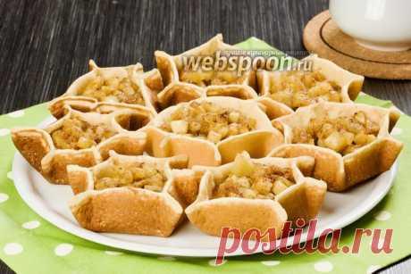 Арабские блинчики Катаеф с яблоками. Видео-рецепт  Арабские блины Катаеф с яблочной начинкой  Довольно привычное сочетание блинов и яблочной начинки в новом, более оригинальном виде. Такое блюдо всегда будет успешным на праздничном столе или просто за вечерним чаепитием. Когда проверяли этот рецепт, то все семья размела блинчики за считанные минуты, а это значит только одно — вкусно!   Кстати, блины эти арабские, называются Катаеф, а чтобы не ошибиться с количеством начинк...
