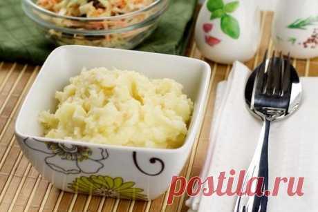 Вкуснейший и полезный гарнир — пюре из сельдерея