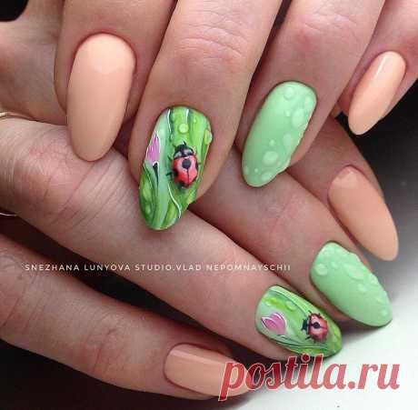 """World Of NailArt 💅🏻💞 on Instagram: """"#repost @vlad_nepomnayschii . . . #nails #nailart #naildesigns #nail #nailstagram #nailpromote #nailartclub #nailpolish #nailsalon…"""" 199 Likes, 1 Comments - World Of NailArt 💅🏻💞 (@onlybestnailart) on Instagram: """"#repost @vlad_nepomnayschii . . . #nails #nailart #naildesigns #nail #nailstagram #nailpromote…"""""""