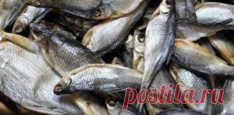 Засолка мелкой рыбы