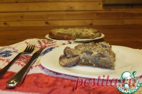 Мясной перевертыш - кулинарный рецепт