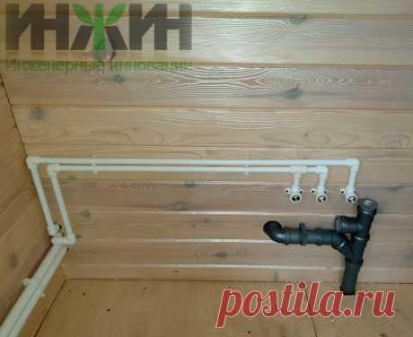 Монтаж отопления в деревянном доме, фото 810