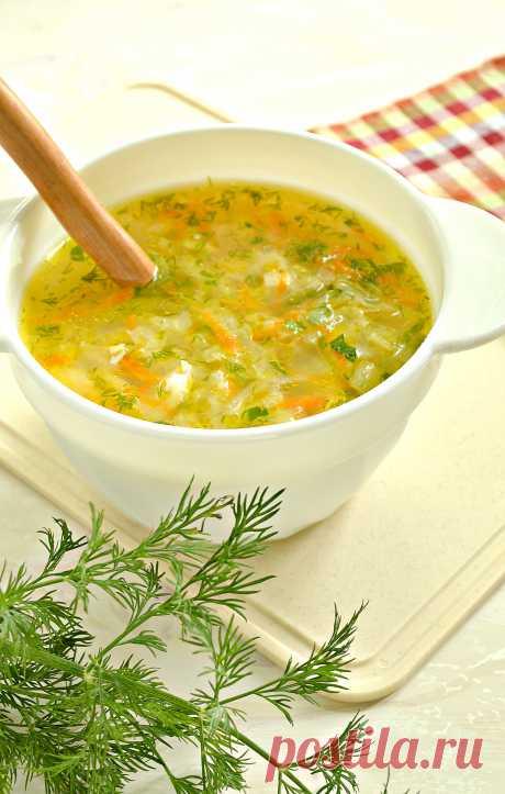 Суп куриный - идеальный и полезный для всей семьи