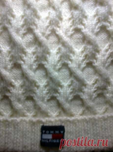 Моя шапочка - ювелирная работа / Вязание спицами / Вязание спицами. Работы пользователей