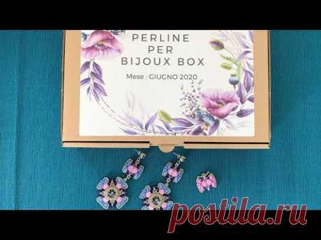 """Sedicesima uscita delle """"Perline per BiJoux Box""""! - Giugno 2020"""
