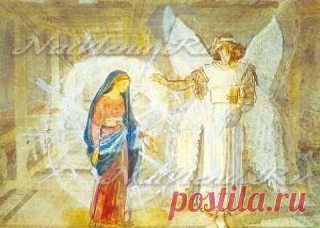 7 апреля - Благовещение Пресвятой Богородицы: приметы для девушек