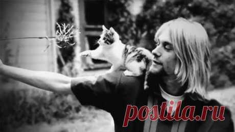 """Художники и Поэты on Twitter: """"В этот день родился Курт Кобейн (1967-1994) — автор песен, музыкант и художник, основатель и фронтмен «Nirvana». «Искусство, которое имеет долгосрочное значение, не может быть оценено большинством, лишь небольшой процент проявит понимание и оценит его». https://t.co/uC73zYEc8L"""" / Twitter"""