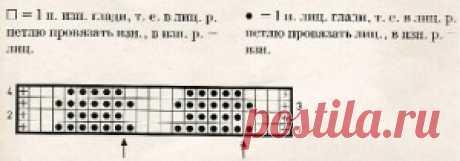 Рельефный узор №36