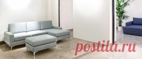 Угловой диван Bruno ᐈ Купить в магазине мебели Pufetto по выгодной цене