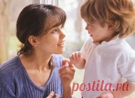 Убеждаем ребенка слушаться без слез и капризов