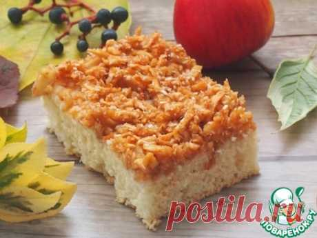 Отличный яблочный пирог – кулинарный рецепт