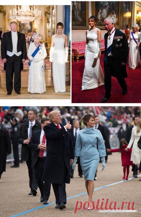 Мелании Трамп: Что мы знаем о первой леди США | Калейдоскоп новостей | Яндекс Дзен