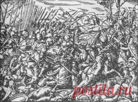 ● 11.08.1471 ● Завершилась Московско-новгородская война (1471) ● ✨ ✧ • 11 августа 1471 завершилась Московско-новгородская война (1471). Война закончилась подписанием мирного договора в Коростыни. Битва между московитами и новгородцами.