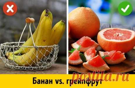 De 5 frutas más peligrosas y más útiles para los que trabaja sobre la figura