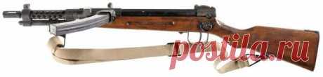 Пистолет-пулемет Тип 100: «Когда первый блин не комом»   Знатоки оружия   Яндекс Дзен