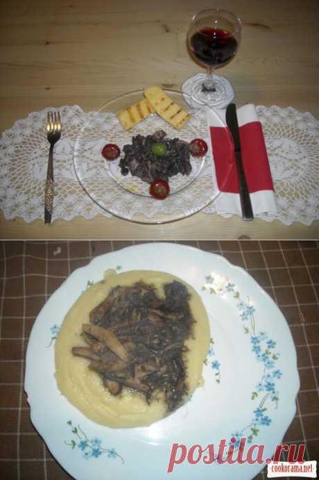 Каракатиця чорна / Рибні другі страви / Кукорама — смачні рецепти!