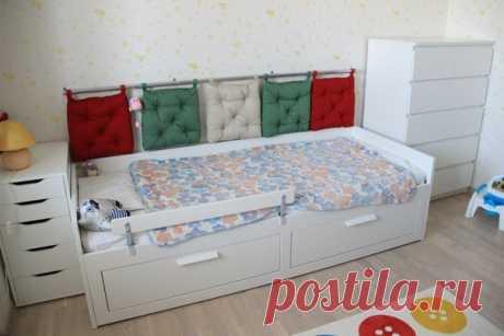 Утепляем детскую комнату мягкими панелями - Сделай сам - медиаплатформа МирТесен