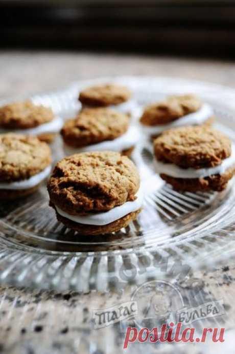 Изумительное хрустящее овсяное печенье с разными вкусняшками
