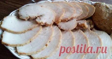 Как приготовить куриную грудку для бутербродов детям в школу и мужу на работу. Себе в ней тоже не отказываю, даже после 18:00. С подругами называем это мясо «грудка-одноминутка».