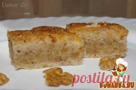 Невзине (восточная сладость) Еще один вид традиционной восточной сладости, представляющий из себя пирожное из теста пропитанное сахарным сиропом.