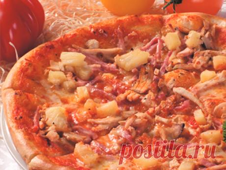 Пицца «Экзотика»