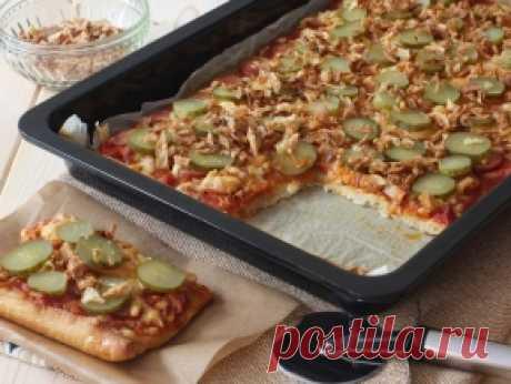 Пицца, сырные блюда — страница 2