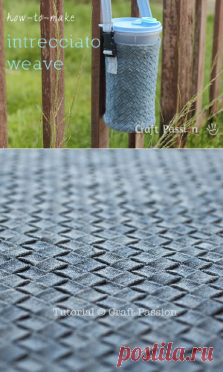 Weave Fabric -How To Make| Craft Passion - Page 2 of 2