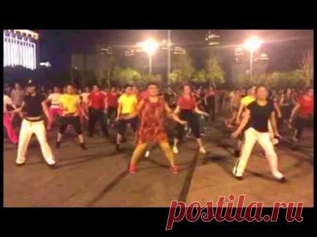 Rivers Of Babylon EZ -Line Dance(排舞-巴比伦河(简版)