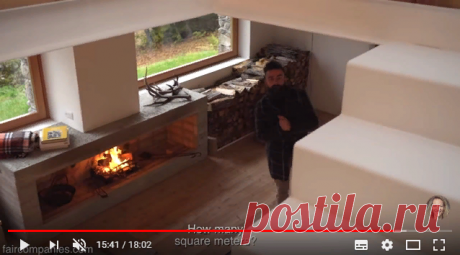 Virgil unbound: Italian Alps ruin becomes dream budget home - YouTube
