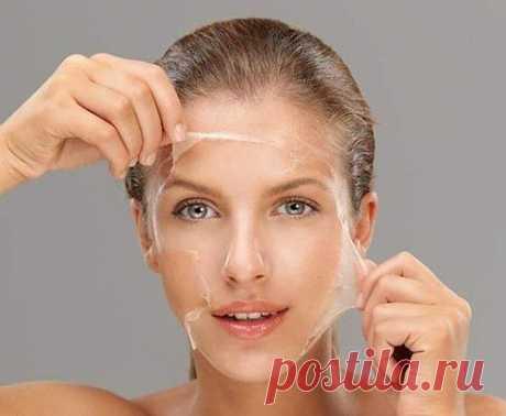 Фруктово-овощная маска-пленка для лица | My Milady