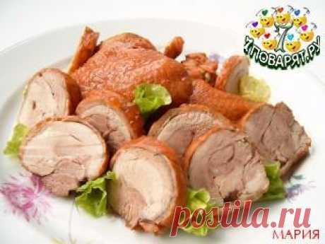 Рецепт копчёной грудки, бёдрышек и крылышек из курицы.