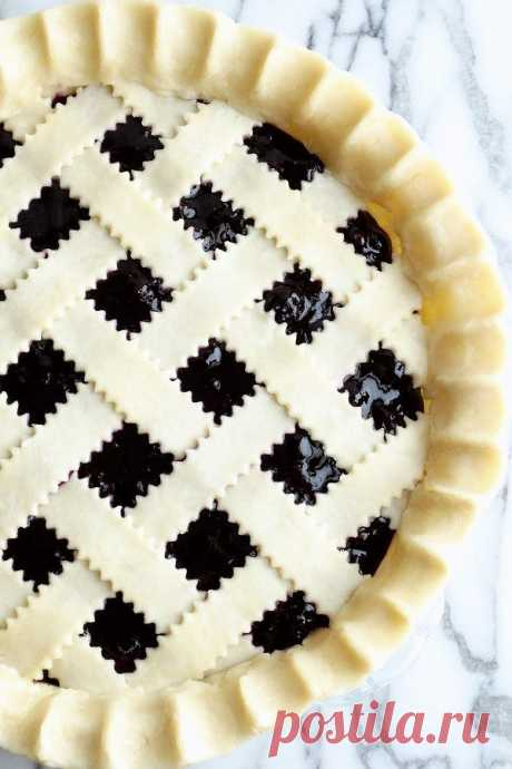 Красивые идеи для оформления пирогов. Супер