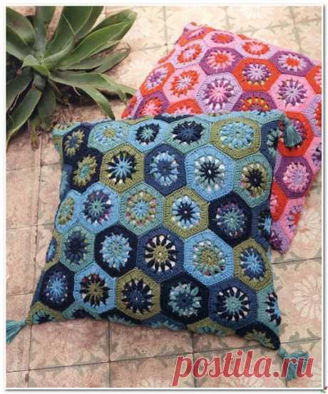 Delicadezas en crochet Gabriela: Cojin