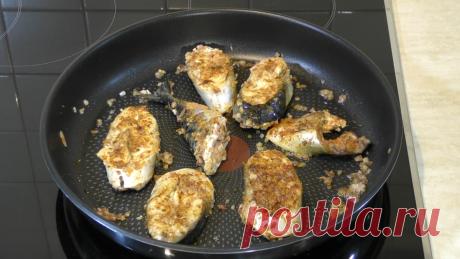 Я узнала способ, как пожарить скумбрию без запаха | PripravaClub - кулинарный канал | Яндекс Дзен