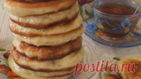 Самые проверенные рецепты - Пышки со сметаной