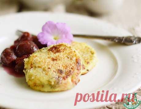 Сырники из творога и брынзы – кулинарный рецепт